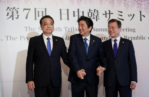 Despite consensus on 'complete denuclearisation', China, Japan and South Korea have different positions on the North
