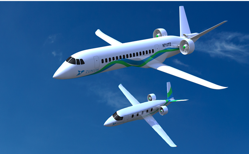JetBlue and Boeing Just Bet Big on These Small Electric Jets