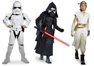 <p>Are you following the Dark Side this Halloween? Or are you more of a Rey type? </p>