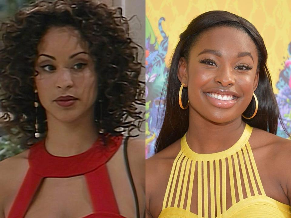 """Coco Jones will play Hilary Banks on the new """"Fresh Prince of Bel-Air"""" reboot."""