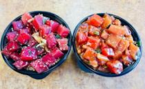 "<p><strong><a href=""https://www.yelp.com/biz/hawaiian-poke-bowl-st-george"" rel=""nofollow noopener"" target=""_blank"" data-ylk=""slk:Hawaiian Poke Bowl"" class=""link rapid-noclick-resp"">Hawaiian Poke Bowl</a>, St. George</strong></p><p>""The fish is super fresh and I love all the Hawaiian & Asian flavors that bring it to life! Portions are generous. Service is served with a smile. What more can you ask for?"" — Yelp user <a href=""https://www.yelp.com/user_details?userid=LNPyE5X1K5B_flcTCH9StQ"" rel=""nofollow noopener"" target=""_blank"" data-ylk=""slk:Ania K."" class=""link rapid-noclick-resp"">Ania K.</a></p><p>Photo: Yelp/<a href=""https://www.yelp.com/user_details?userid=LL8EdQFjHKZxllz_rTD95Q"" rel=""nofollow noopener"" target=""_blank"" data-ylk=""slk:H.J K."" class=""link rapid-noclick-resp"">H.J K.</a></p>"