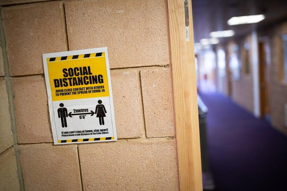 Social distancing was not introduced early enough, MPs say (Aaron Chown/PA) (PA Archive)
