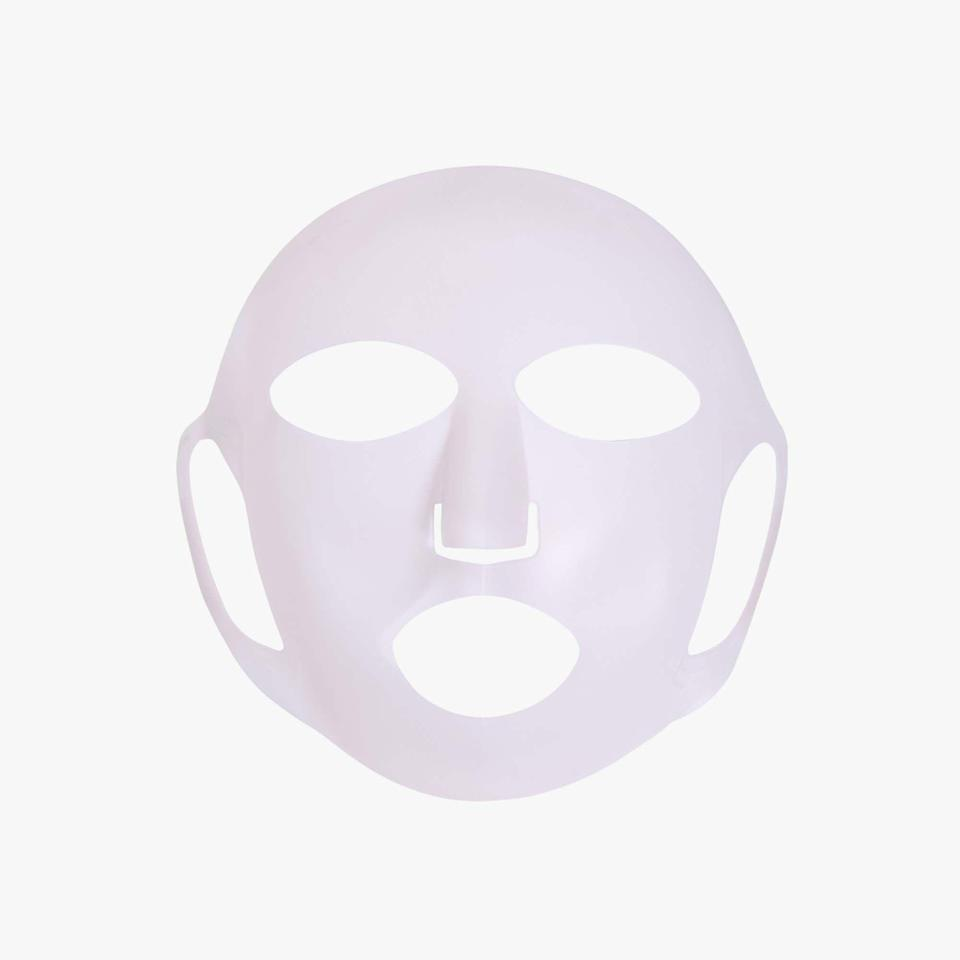 <p>In an effort to cut down on waste from single-use sheet masks, Honest Beauty released this <span>Reusable Magic Silicone Sheet Mask</span> ($15). Simply layer the mask over your favorite serum or treatment to help it soak in.</p>