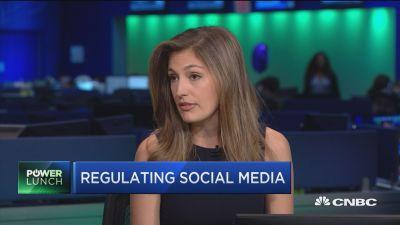 Danielle Tomson, Personal Democracy Forum, discusses her op-ed in the Wall Street Journal about best practices for regulating social media and the internet.