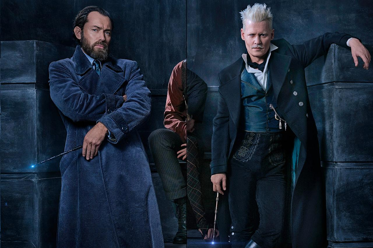 Fantastic Beasts: The Crimes of Grindelwald character breakdown