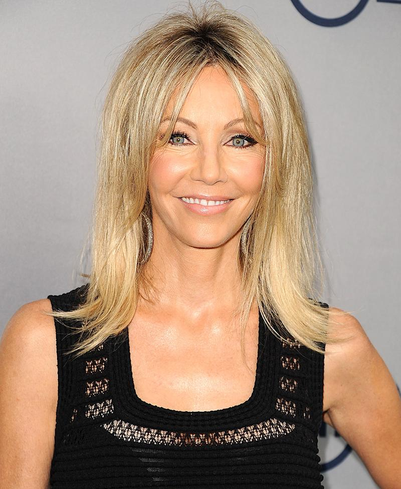 Heather Locklear Reminisces About Marrying Tommy Lee 30 Years Ago Today