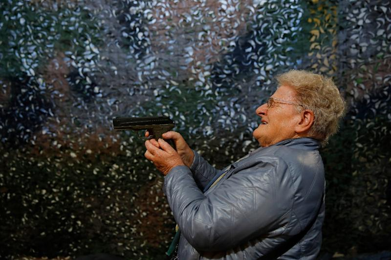 Swiss vote to toughen gun laws in line with EU request