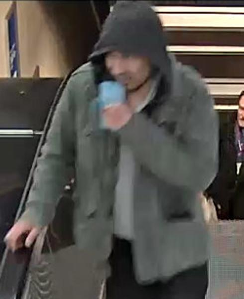 FILE - A police handout picture of a man, later identified as Uzbekistan national Rakhmat Akilov, the suspect in the truck crash on Friday April 7, 2017, that killed four people and wounded 15 others in Stockholm, Sweden. The Swedish lawyer of Akilov said Tuesday April 11, 2017 that he has admitted guilt. (Police / TT via AP)