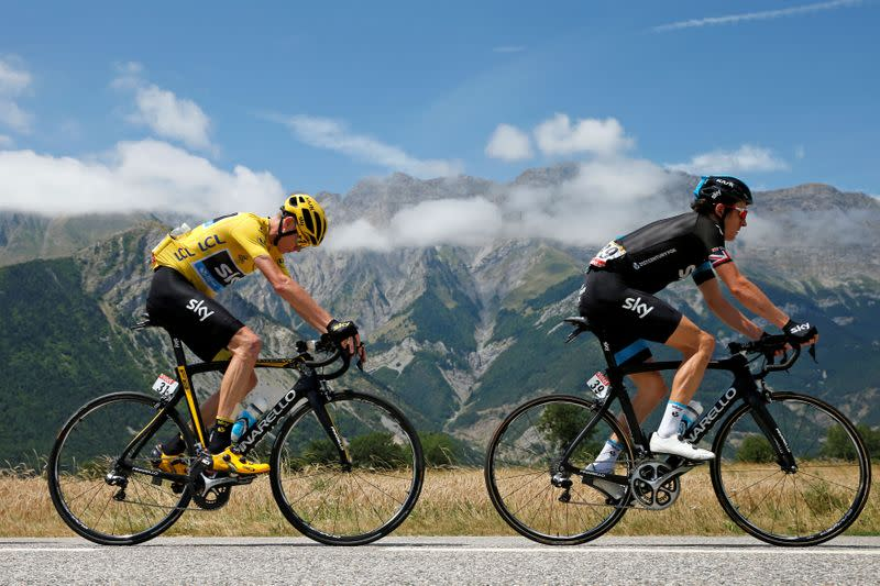 Froome and Thomas omitted from Ineos's Tour squad