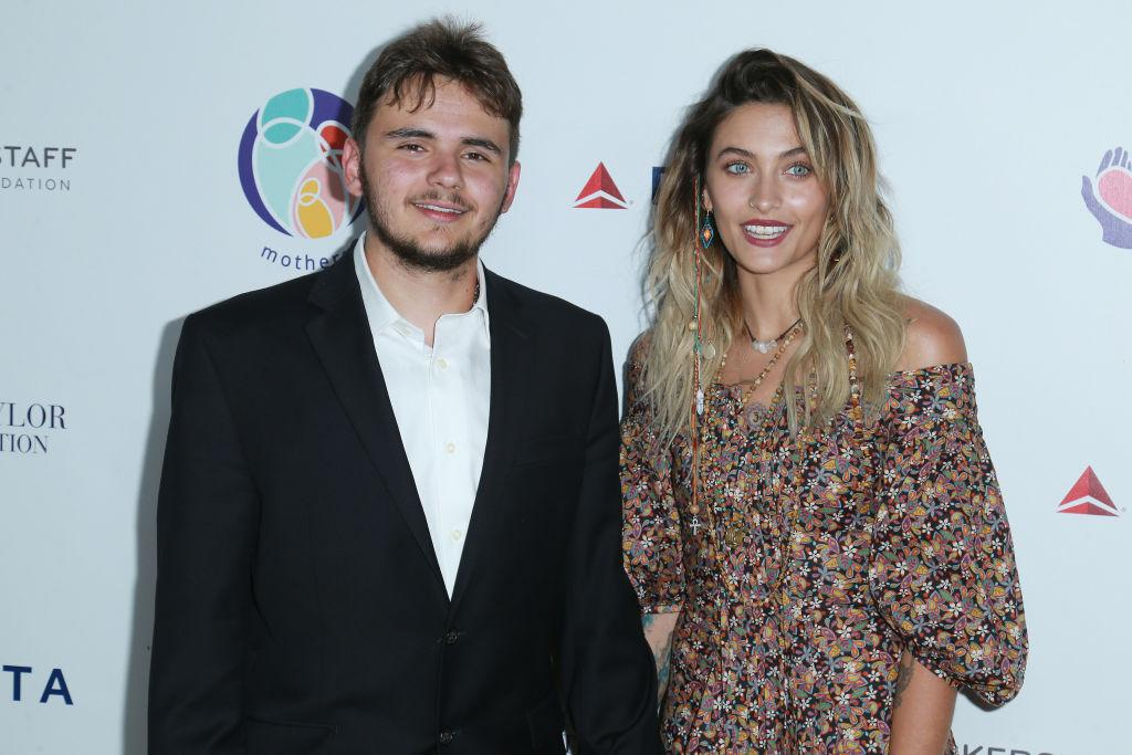 <p><strong>When: Oct. 24, 2017</strong><br />Paris Jackson made a rare appearance with her brother Prince at The Elizabeth Taylor AIDS Foundation event on Tuesday night. The 19-year-old stunned in a floor-sweeping Bohemian floral print dress while her brother opted for a tailored black jacket and blue jeans … (<em>Photo: Getty</em>) </p>