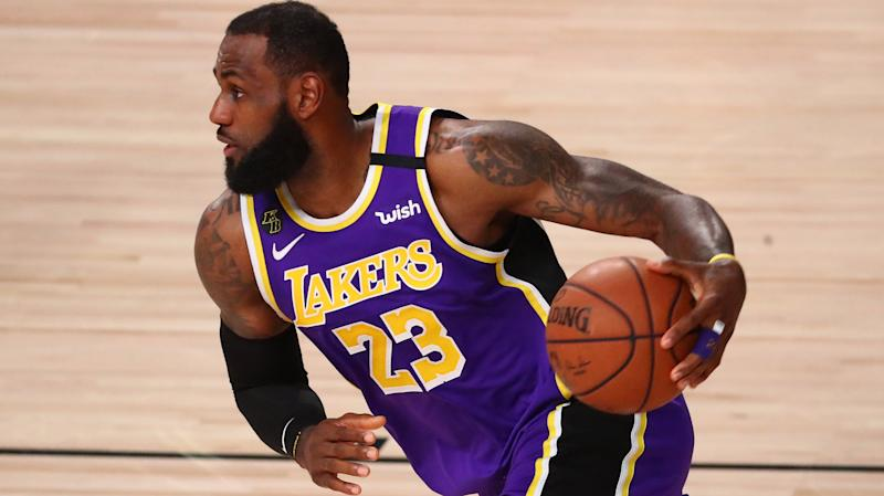 LeBron, Lakers close out Nuggets in five