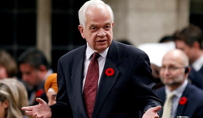 "McCallum said he had warned his former contacts at the Chinese ministry that ""anything that is more negative against Canada will help the Conservatives, [who] are much less friendly to China than the current Liberals."" Photo: Reuters"