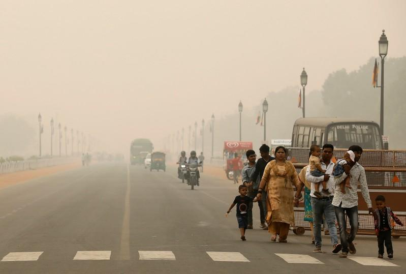 World's worst air: India's pollution crisis in perspective