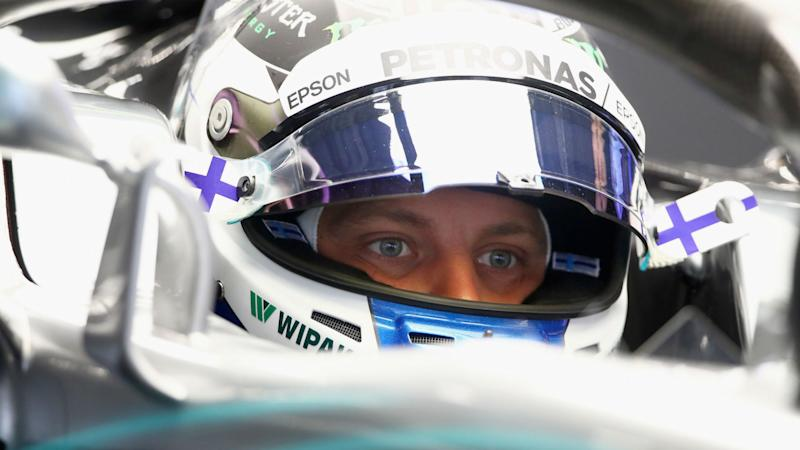 Bottas aiming to overthrow Hamilton and claim world title