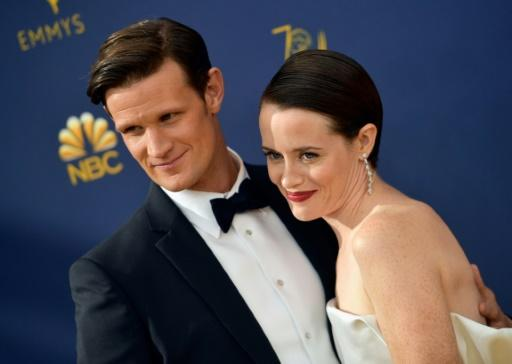 Matt Smith and Claire Foy will step out on to a London stage in a socially distanced version of a hit play