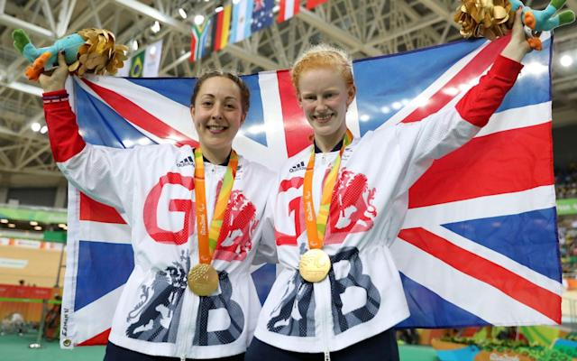 Paralympic track cycling champion Sophie Thornhill announces retirement, aged 24 - PA