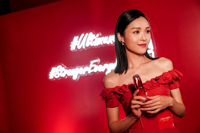 HONG KONG, HONG KONG - JUNE 01: Actress Ali Lee attends the Hong Kong #Ultimune Launch Event on June 1, 2018 in Hong Kong, Hong Kong. (Photo by Anthony Kwan/Getty Images for SHISEIDO)