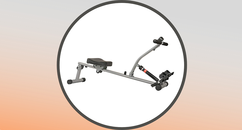 This affordable rowing machine is on sale for just $133.