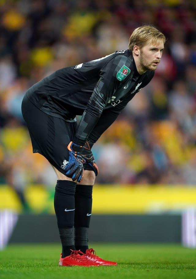 Liverpool keeper Caoimhin Kelleher will hope for another chance at international level