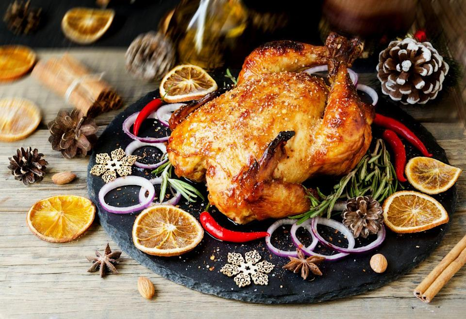 "<p>Over-the-top isn't always better, and millennials across America started toning down the Thanksgiving theatrics in 2018 by buying tiny turkeys rather than 30-pound monster birds. According to <a href=""https://www.bloomberg.com/news/articles/2018-11-15/millennials-are-disrupting-thanksgiving-with-their-tiny-turkeys"" rel=""nofollow noopener"" target=""_blank"" data-ylk=""slk:Bloomberg"" class=""link rapid-noclick-resp"">Bloomberg</a>, the downsized birds, which weigh as little as 6 pounds, are a more natural option. They're also ideal for small families who don't want to eat leftovers for the next month.</p><p><strong>RELATED:</strong> <a href=""https://www.goodhousekeeping.com/holidays/thanksgiving-ideas/a22081/turkey-serving-guidelines/"" rel=""nofollow noopener"" target=""_blank"" data-ylk=""slk:How Much Turkey Per Person Do I Need for Thanksgiving?"" class=""link rapid-noclick-resp"">How Much Turkey Per Person Do I Need for Thanksgiving?</a></p>"
