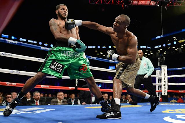 Sakio Bika: 'I don't want to chase Anthony Dirrell'