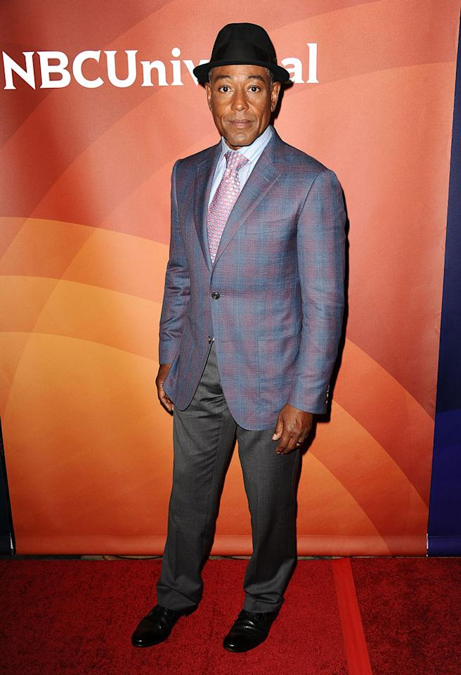 "Giancarlo Esposito (""Revolution"") attends the 2013 NBC Universal Summer Press Day held at The Langham Huntington Hotel and Spa on April 22, 2013 in Pasadena, California."