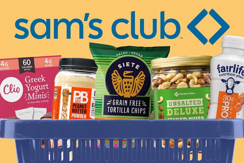 The Sam's Club Foods You Need to Add to Your Cart, According to R.D.s