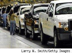 The Fall and Rise of the 'Big Three': Ford GM Chrysler