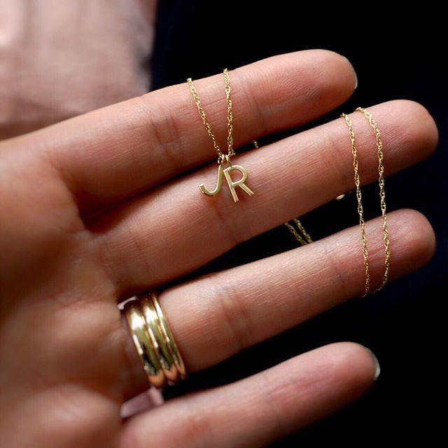 """<p>For everyday minimalist jewelry you can layer on without a fuss, you'll want to check out <a href=""""https://www.ivjewelry.com/default.asp"""" target=""""_blank"""">Irina Victoria Jewelry</a>. The designer hand crafts all her jewelry from recycled precious metals and above-ground gemstones. In addition to the simple, beautiful aesthetic, the brand also offers a charitable component: Five percent of profits from all orders go to wildlife conservation. Fans of the brand include <a href=""""https://www.ivjewelry.com/As-Seen-On-s/1848.htm"""" target=""""_blank""""><em>The Bachelor</em> contestants and Priyanka Chopra</a>.</p><p><strong>Our pick:</strong><strong> </strong><em><a href=""""https://www.ivjewelry.com/14k-Mini-Letter-Necklace-p/mcn05g.htm"""" target=""""_blank"""">14k mini letter necklace</a>,</em> $264<br></p><p><a href=""""https://www.instagram.com/p/BxdtPrWnY-1/"""">See the original post on Instagram</a></p>"""