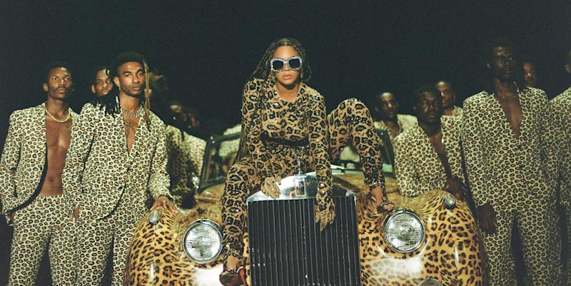 Beyoncé fans go nuts over the many facets of 'Black Is King'