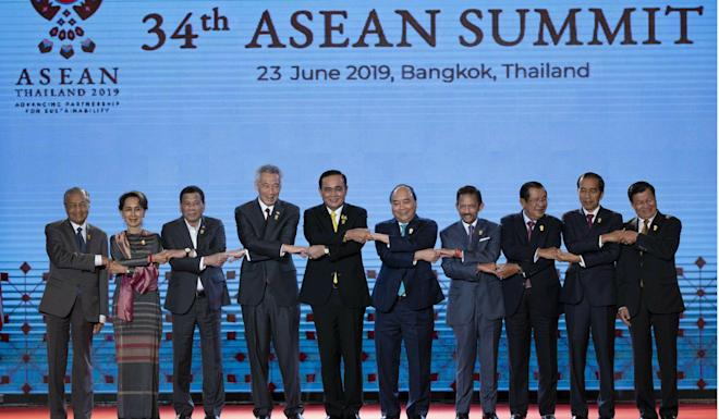China already has a free-trade deal with Asean. Photo: AP