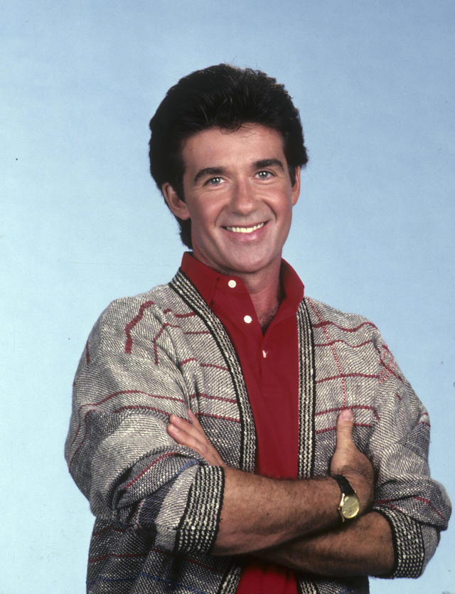 <p>Alan Thicke, a Canadian actor best known for playing Jason Seaver, the family patriarch of Growing Pains, died of a heart attack on December 13. He was 69. — (Pictured) 'Growing Pains' photo shoot in 1986. (ABC Photo Archives/ABC via Getty Images) </p>