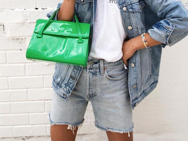51de1cf76 I m Both Shocked and Intrigued That This Controversial Denim Trend Is a  Thing