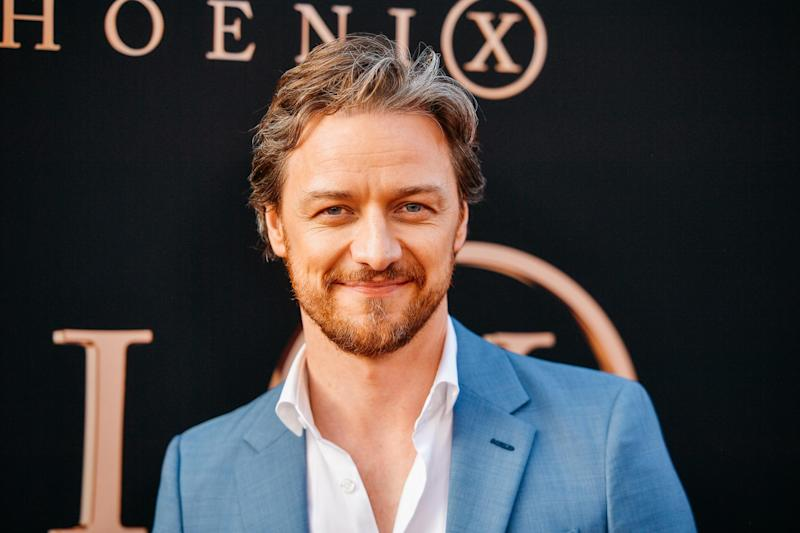 Jackman's X-Men co-star James McAvoy will also be involved in #passthemic (Getty Images)