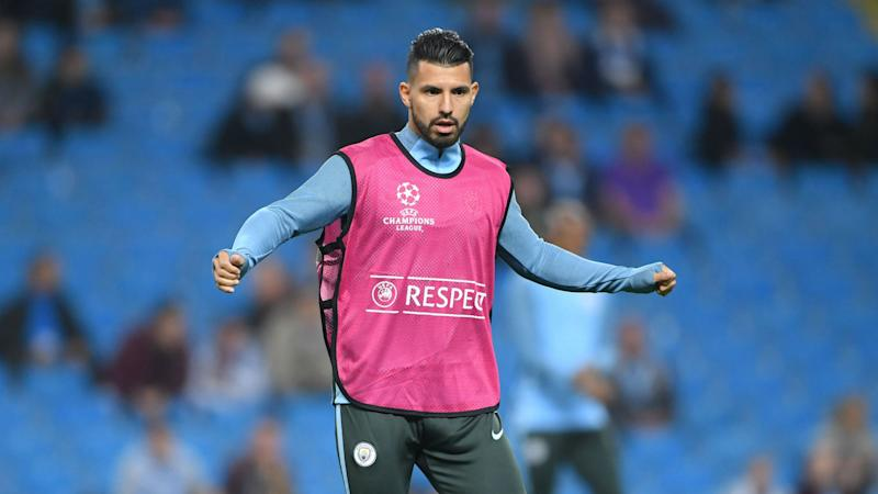 Image result for aguero training