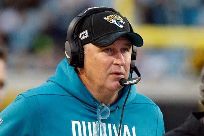 Gase, Marrone, Quinn among NFL coaches sitting on hot seats