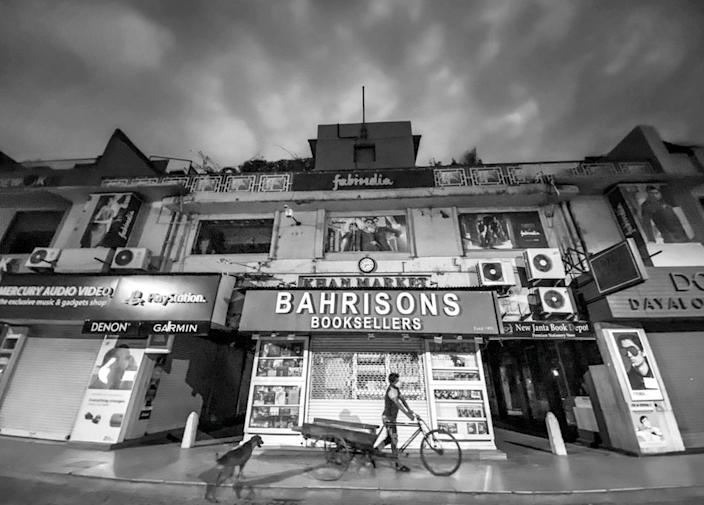 Bahrisons is one of Delhi's oldest book stores