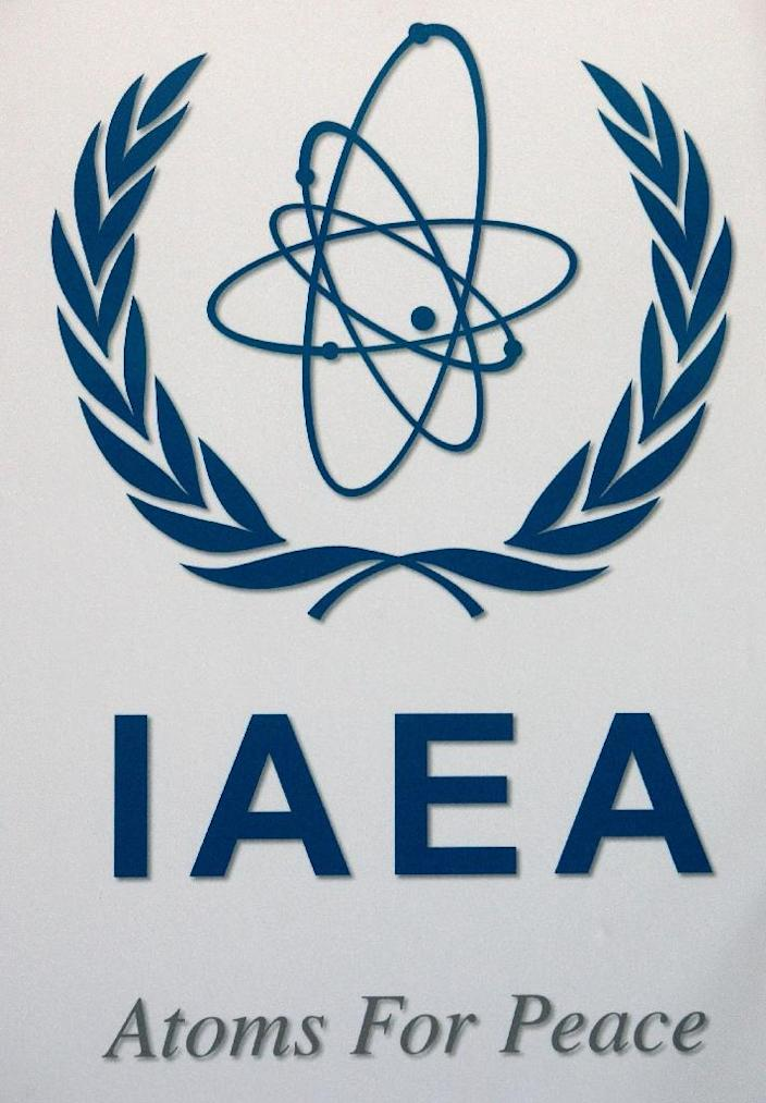 """Since the mid-1990s, almost 2,800 incidents of illicit trafficking, """"unauthorized possession"""" or loss of nuclear materials have been recorded in an International Atomic Energy Agency (IAEA) database (AFP Photo/Joe Klamar)"""