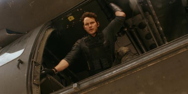 "Chris Pratt protagonizará cinta ""The Tomorrow War"""