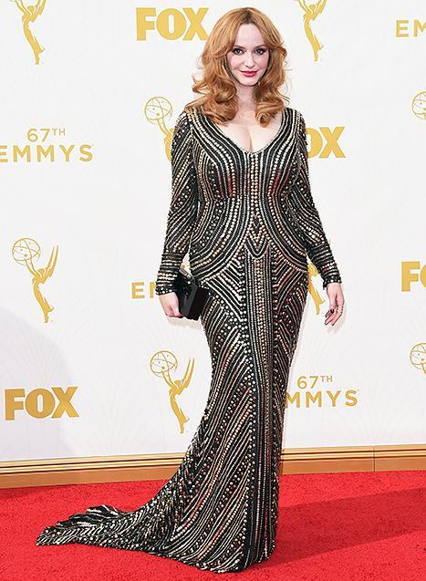Emmys 2015 Heat Wave: Kerry Washington, Christina Hendricks, Stars Who Overdressed on the Red Carpet