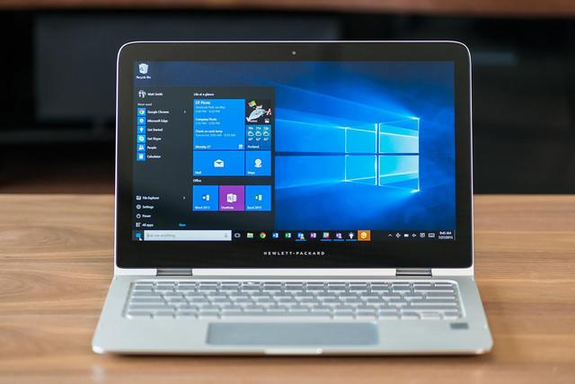 windows insider members get a sneak peek of creators update with office hub home laptop