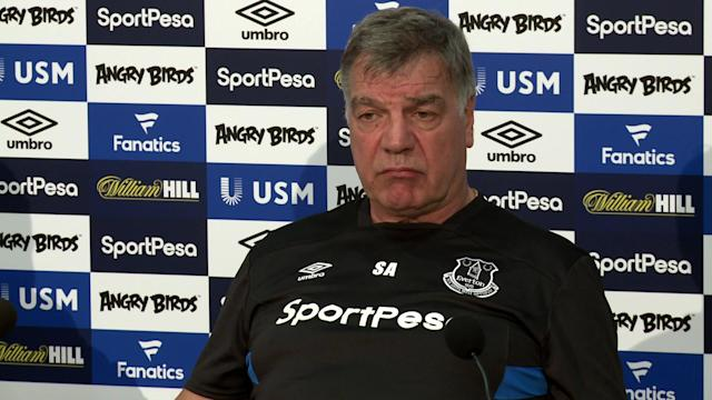 Sam Allardyce previews Everton v Newcastle and explains he fell out with Rafa Bentiez when he was winding everyone up in his earlier years