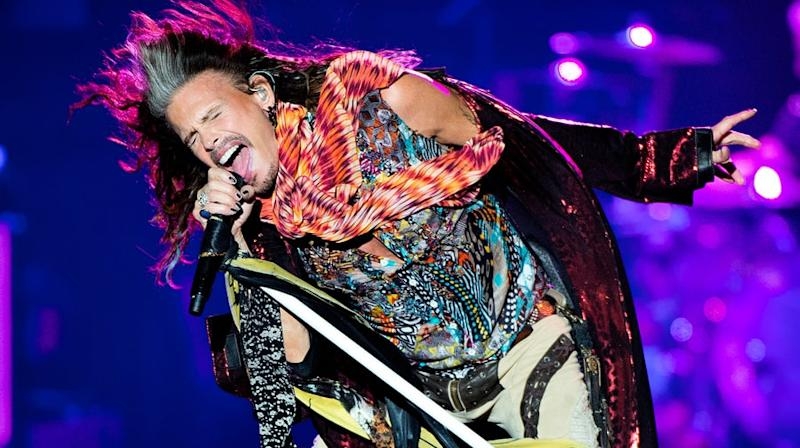 Aerosmith Cancel Tour Dates Due to Steven Tyler Medical Issues