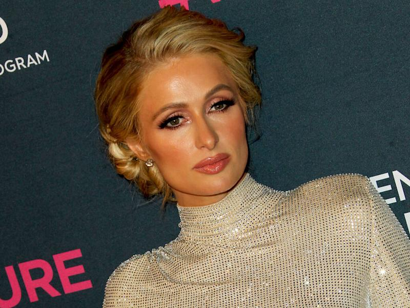 Paris Hilton doesn't discuss conservatorship with Britney Spears