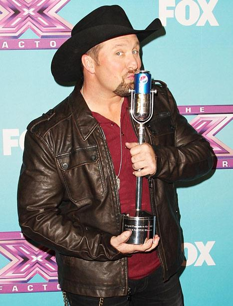 """X Factor Winner Tate Stevens """"Wanted to Throw Up"""" Before Results"""