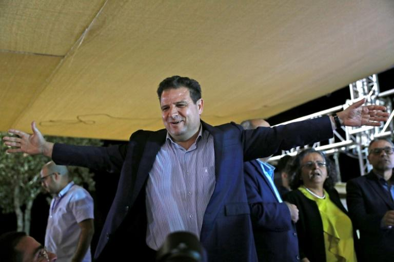 Ayman Odeh, leader of the mainly Arab Joint List which is set to become the third largest bloc in the Israeli parliament, says that were it not for Arab voters, Netanyahu would already be reelected