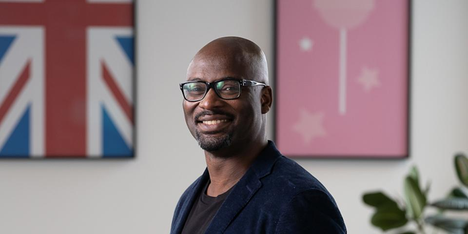 Andrew Monu, Director, Field & Product Marketing (EMEA & LATAM), LinkedIn