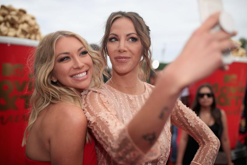 Stassi Schroeder and Kristen Doute fired from Vanderpump Rules for racial incident.