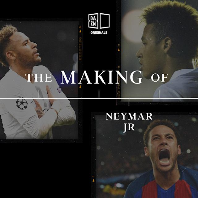 Neymar The Making Of