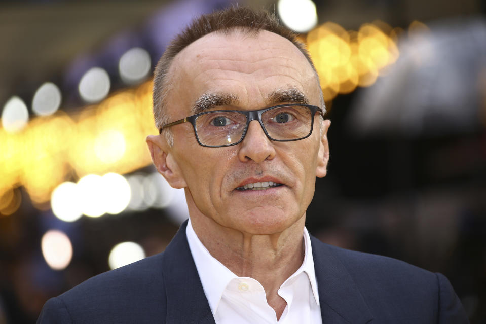 Director Danny Boyle poses for photographers upon arrival at the premiere for 'Yesterday' in London, Tuesday, June 18, 2019. (Photo by Joel C Ryan/Invision/AP)